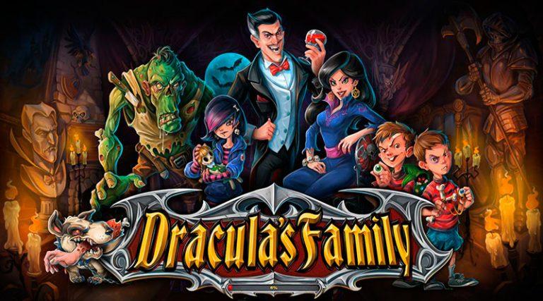 Как выиграть в игровой автомат Семейка Дракулы?