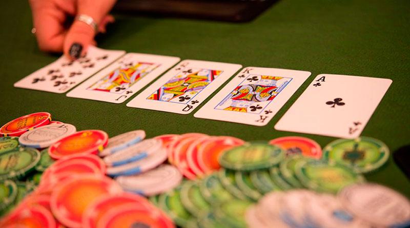 хорс покер