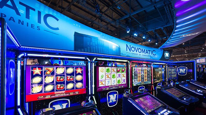 игровые автоматы онлайн Novomatic