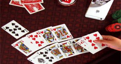 игра китайский покер